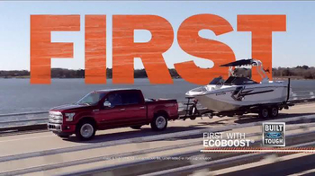 Ford Truck Month TV Spot, 'F-150: First' - Thumbnail 3