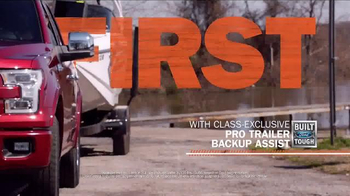 Ford Truck Month TV Spot, 'F-150: First' - Thumbnail 4