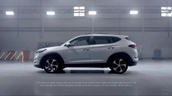 2016 Hyundai Tucson TV Spot, 'Lowest Cost' - 44 commercial airings