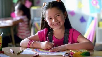 Walmart TV Spot, 'A Colorful Back to School' Song by Fitz and the Tantrums