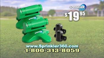 Sprinkler 360 TV Spot, 'Water Smart' - Thumbnail 6