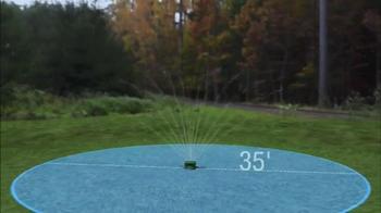 Sprinkler 360 TV Spot, 'Water Smart' - Thumbnail 2