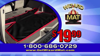 Wizard Mat TV Spot, 'Protects' - 27 commercial airings