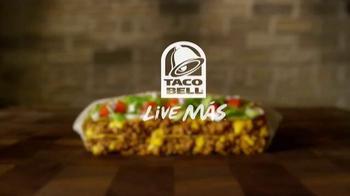 Taco Bell Triple Double Crunchwrap TV Spot, 'The Next Level' - Thumbnail 9