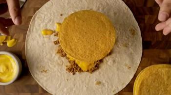 Taco Bell Triple Double Crunchwrap TV Spot, 'The Next Level' - Thumbnail 4