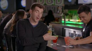 Dave and Buster's TV Spot, 'FX Pours: Coolest Cocktail Creations' - 5 commercial airings