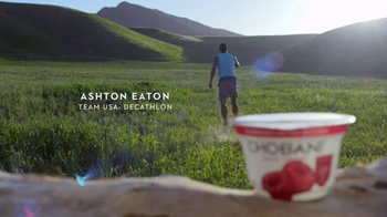Chobani TV Spot, 'Ashton Eaton's #NoBadStuff Fuel' - Thumbnail 3