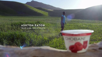 Chobani TV Spot, 'Ashton Eaton's #NoBadStuff Fuel' - Thumbnail 4