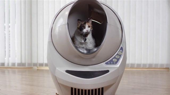 Litter-Robot TV Spot, 'Say Goodbye'