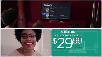 Charter Spectrum Triple Play TV Spot, 'Beatbox' Featuring 80Fitz - Thumbnail 10