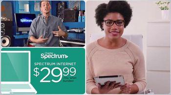 Charter Spectrum Triple Play TV Spot, 'Beatbox' Featuring 80Fitz - Thumbnail 7
