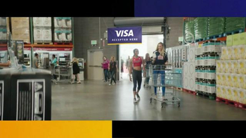 VISA TV Spot, 'The Shopping List' Ft. Kerri Walsh Jennings, English Gardner - Thumbnail 1