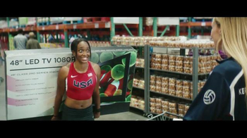 VISA TV Spot, 'The Shopping List' Ft. Kerri Walsh Jennings, English Gardner - 186 commercial airings