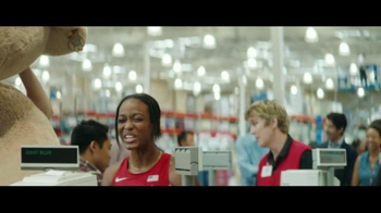 VISA TV Spot, 'The Shopping List' Ft. Kerri Walsh Jennings, English Gardner - Thumbnail 7