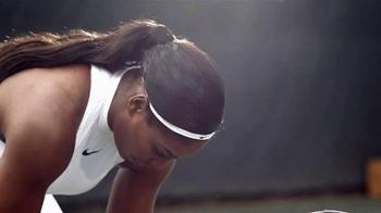 Nike TV Spot, 'Unlimited Serena Williams' - Thumbnail 1
