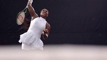 Nike TV Spot, 'Unlimited Serena Williams' - Thumbnail 4
