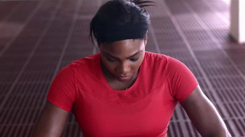 Nike TV Spot, 'Unlimited Serena Williams' - 1 commercial airings