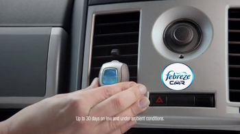 Febreze Car Vent Clips TV Spot, 'Nose Blind: Back to School Carpool' - Thumbnail 5
