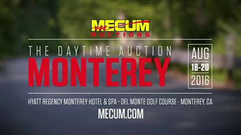 Mecum Auctions TV Spot, 'Monterey Daytime Auction: Modern Speed Collection' - Thumbnail 10