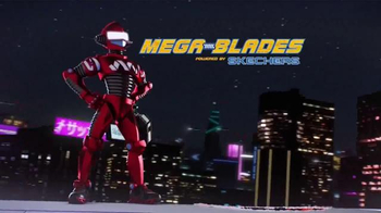 SKECHERS Mega Blades TV Spot, 'Soar to New Heights' - 218 commercial airings