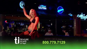 Treasure Island Hotel & Casino TV Spot, 'Every Day Is a Weekend'