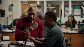 Verizon Plan TV Spot, 'Not Studying' Featuring LeBron James - Thumbnail 5