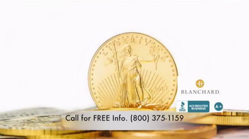 Blanchard and Company TV Spot, 'Financial Crisis'
