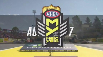 NHRA TV Spot, 'Mopar Nationals, Toyota Nationals and Northwest Nationals' - 2 commercial airings