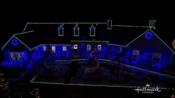 Hallmark Channel Light Up the Holidays Sweepstakes TV Spot, 'Transform'