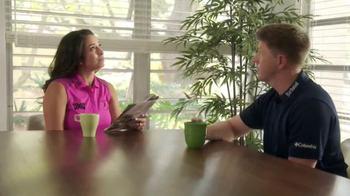 Barbasol + Pure Silk TV Spot, 'Golf Talk' Feat. Gerina Piller - Thumbnail 5
