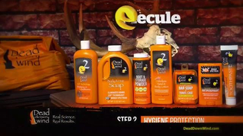 Dead Down Wind TV Spot, 'Enzyme-Based Scent Control' - Thumbnail 5