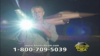 Atomic Beam USA TV Spot, 'Atomic Bomb'
