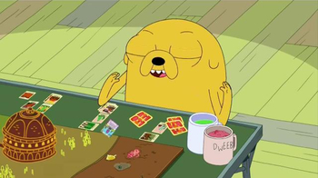 Adventure Time: Card Wars Home Entertainment TV Spot