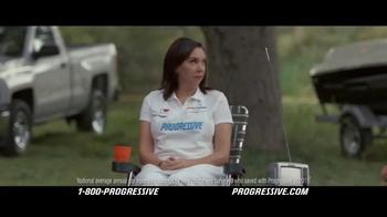Progressive TV Spot, 'Flo's Family: Got Your Nose' - Thumbnail 6