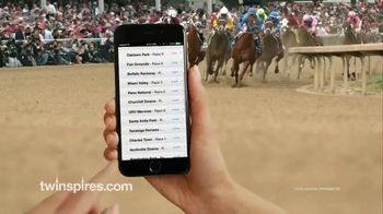 Twin Spires TV Spot, '2016 Breeders' Cup Betting' - 40 commercial airings