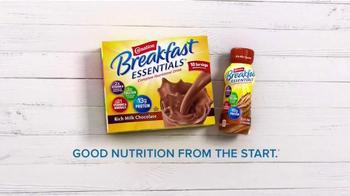 Carnation Breakfast Essentials TV Spot, 'Get Going' - Thumbnail 10
