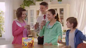 Carnation Breakfast Essentials TV Spot, 'Get Going'