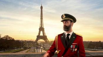 Hotels.com App TV Spot, 'Captain Obvious Travels the World' - Thumbnail 4