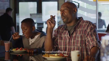 Denny's Buttermilk Pancakes TV Spot, 'Forever Changed' - Thumbnail 7