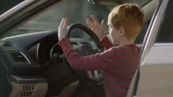Subaru Legacy TV Spot, 'The Boy Who Breaks Everything' - Thumbnail 9