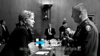 Hillary for America TV Spot, 'The Shows' - 484 commercial airings