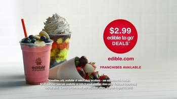 Edible Arrangements Edible To Go TV Spot, 'Epic Soundtrack' - Thumbnail 9
