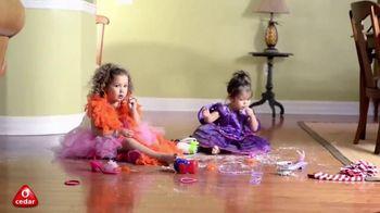 O Cedar EasyWring Spin Mop & Bucket System TV Spot, 'Effortless'