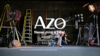Azo Urinary Tract Defense TV Spot, 'Never Miss a Beat' - Thumbnail 5