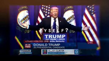 Hillary for America TV Spot, 'Myself' - 1 commercial airings