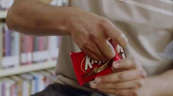 KitKat TV Spot, 'Library Break' - Thumbnail 2