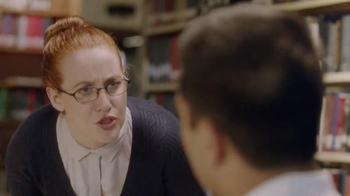 KitKat TV Spot, 'Library Break' - Thumbnail 5