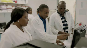 Microsoft Cloud TV Spot, 'Partners In Health Employees Work Together' - Thumbnail 5
