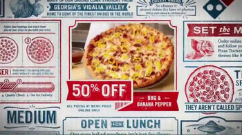 Domino's TV Spot, '50% Off All Pizzas' - Thumbnail 6