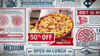 Domino's TV Spot, '50% Off All Pizzas' - Thumbnail 7